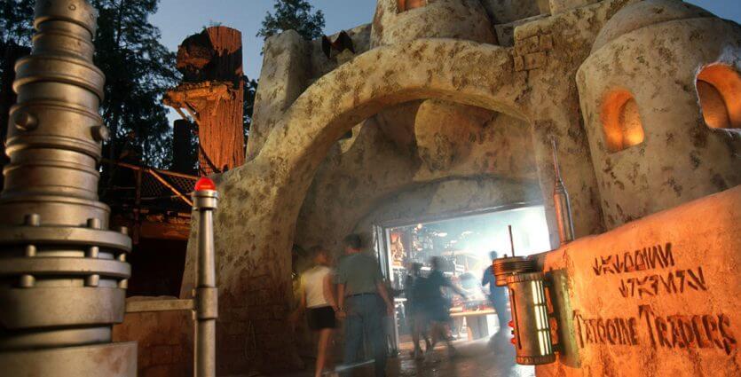 Star Wars na Disney Orlando:Tatooine Traders