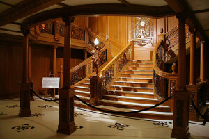 Titanic the Experience em Orlando 2