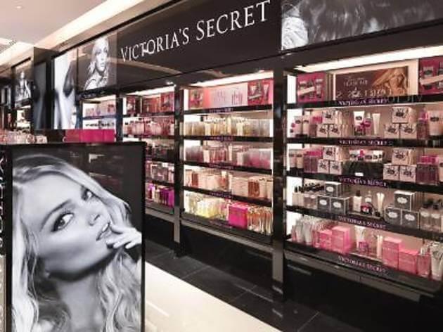 Lojas Victoria's Secret em Orlando: linhas especiais de cosméticos