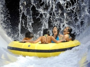 Pontos Turísticos em Tampa: parque Adventure Island