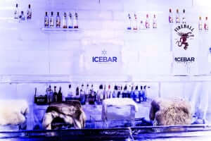 Bar de gelo IceBar em Orlando