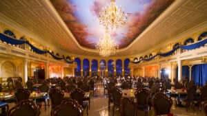Melhores restaurantes da Disney Orlando: Be Our Guest Restaurant