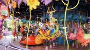 7 brinquedos para crianças em Orlando: Caro-Seuss-El