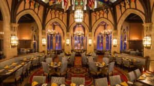 Melhores restaurantes da Disney Orlando: Cinderella's Royal Table