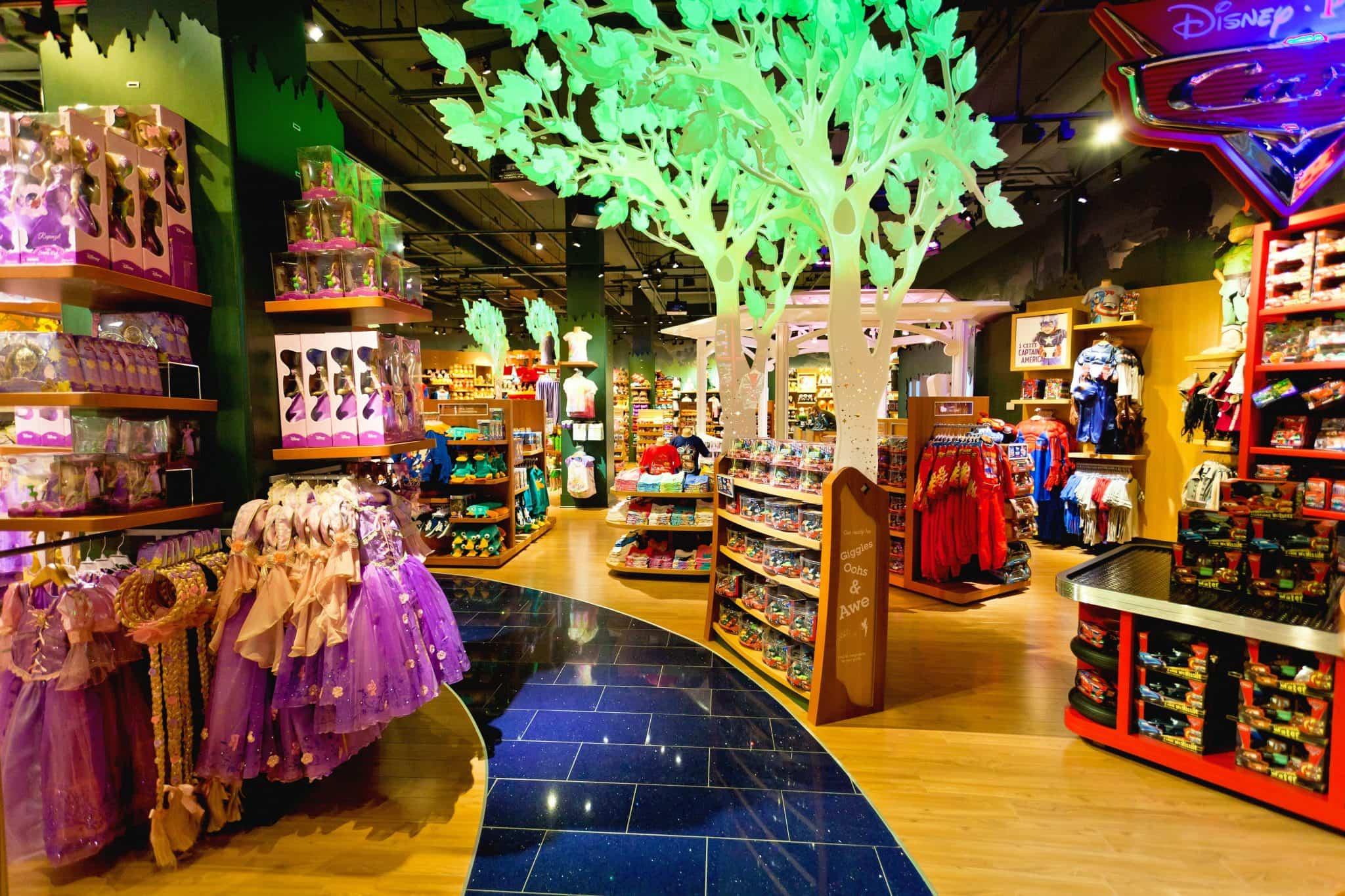 Disney world gift shop coupons