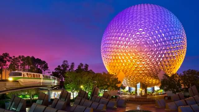Shows, paradas e apresentações no parque Disney Epcot Orlando
