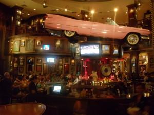 Restaurante e balada Hard Rock Cafe em Orlando 1
