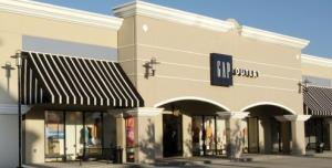 Outlet The Lake Buena Vista Factory Stores Orlando: loja GAP