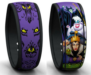 Novas pulseiras Magic Band da Disney Orlando