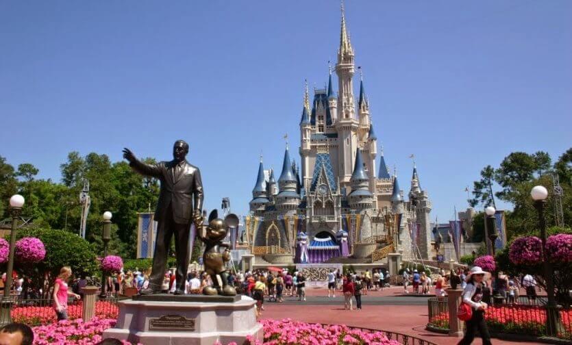 Como montar seu roteiro da viagem a Orlando: parque Magic Kingdom