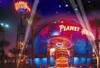 Restaurante Planet Hollywood na Disney Orlando