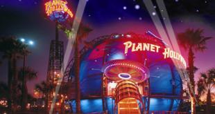 Restaurante Planet Hollywood na Disney Orlando 6
