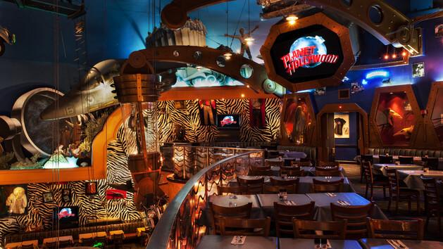 Hollywood casino restaurant menus