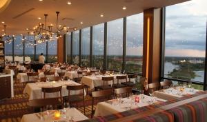7 melhores restaurantes finos de Orlando: California Grill