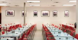 Restaurante brasileiro Camila's em Orlando: o restaurante por dentro