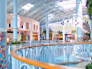 Shopping Festival Bay Mall em Orlando: por dentro