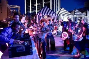 7 casas noturnas em Downtown Orlando: Sky Sixty