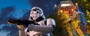 Star Wars na Disney Orlando: Star Wars - Path of the Jedi