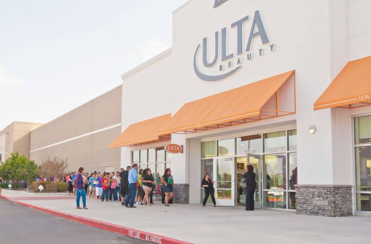 Onde comprar shampoo e condicionador em Orlando: Ulta Beauty