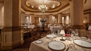 Melhores restaurantes da Disney Orlando: Victoria & Albert's