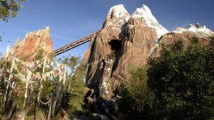 7 atrações e brinquedos do Parque Disney Animal Kingdom Orlando: Expedition Everest - Legend of the Forbidden Mountain