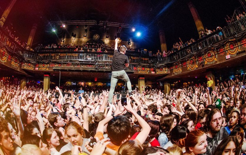 Atrações além dos parques de Orlando: show da banda Fall Out Boys em Orlando