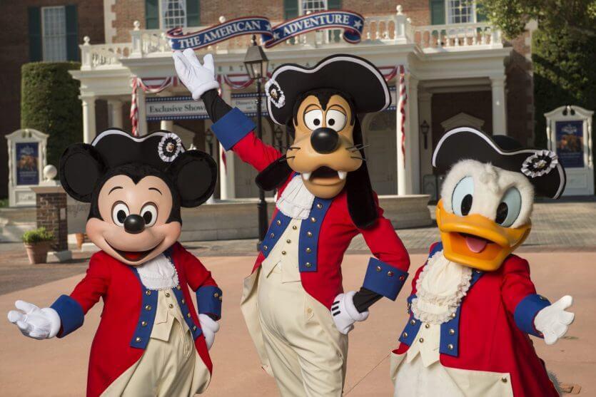 Orlando e Disney no mês de Julho: comemorações de 4 de julho