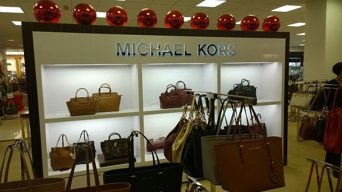 Loja Macy's em Orlando: Michael Kors