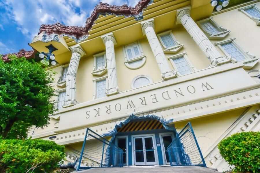 7 atrações fora dos parques de Orlando:museu Wonder Works