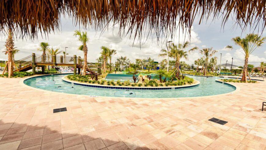 Melhores condomínios de casas em Orlando: Storey Lake Resort