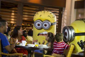 7 jantares com personagens Disney e Universal em Orlando