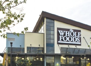 Supermercado natural Whole Foods em Orlando