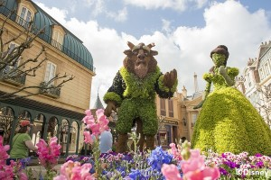 Flower and Garden Festival no Parque Epcot Orlando