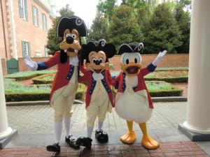 Orlando e Disney no mês de Julho