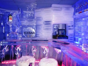 Icebar Orlando on International Drive.