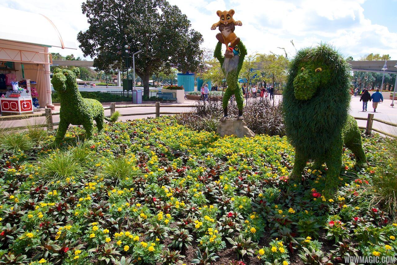 Flower And Garden Festival No Parque Epcot Orlando Dicas