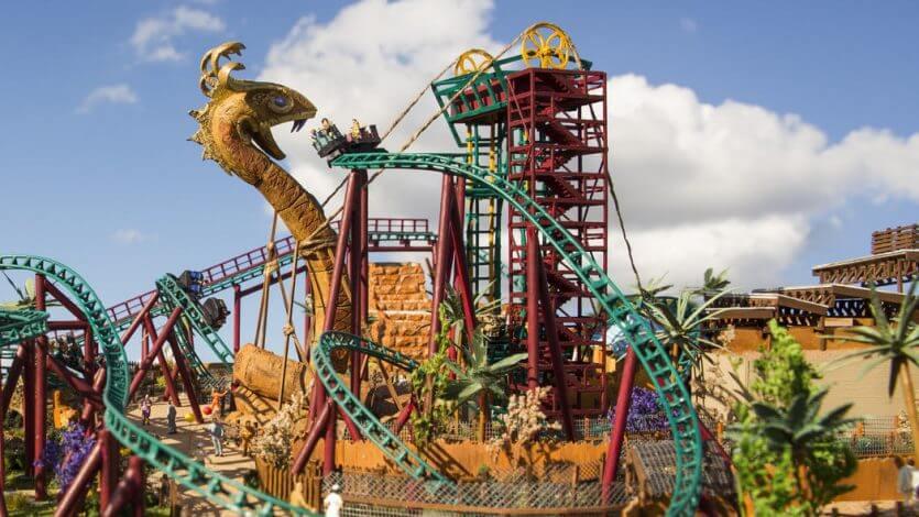 Roteiro 8 dias em Orlando: Busch Gardens