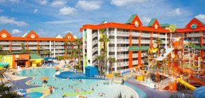 7 hotéis ótimos de médio preço em Orlando: Nickelodeon Suites Resort