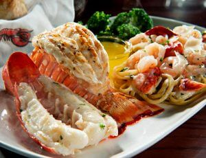 Restaurantes Red Lobster em Orlando