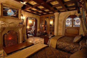 Curiosidades da Disney World Orlando: suíte no Castelo da Cinderela