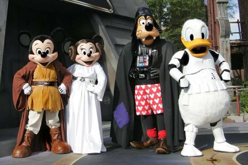 Star Wars Weekend na Disney Orlando