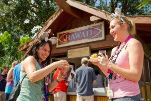 Orlando e Disney no mês de Setembro: Epcot International Food and Wine Festival