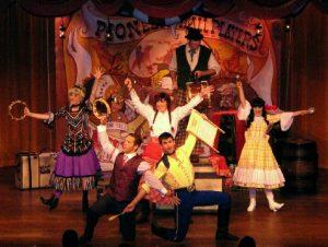 7 jantares com shows em Orlando: Hoop-Dee-Doo Musical Revue