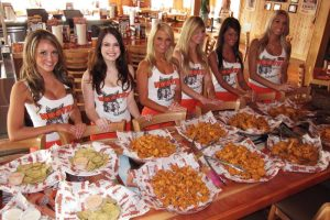 Hooters-pratos