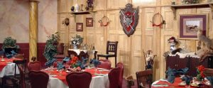 Jantar-e-show-Sleuth-s-Mystery-Dinner-Theatre-em-Orlando
