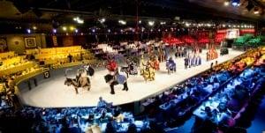 7 jantares com shows em Orlando: Medieval Times Show
