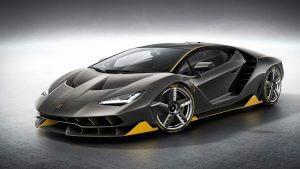 Como alugar carros de luxo em Orlando: Lamborghini