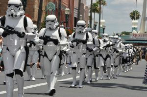 Star Wars Weekend na Disney Orlando: Hollywood Studios