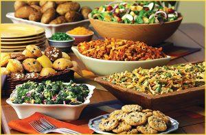 Restaurantes vegetarianos e veganos em Orlando: Sweet Tomatoes Orlando