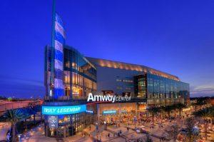 Assistir um jogo da NBA no Orlando Magic Arena